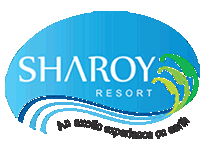 sharoy resort logo